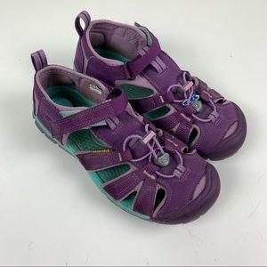 Keen Kids Girls Seacamp II CNX Sandals size 3